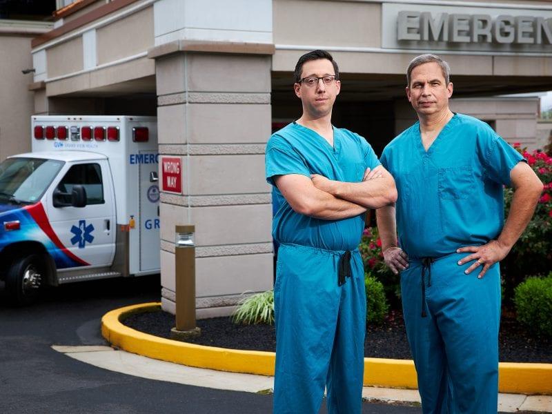 Grand View Health trauma members